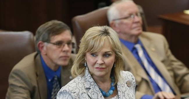 Oklahoma senator weighing options after abortion ban veto