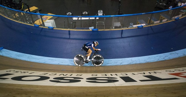 USA Cycling unveils high-tech pursuit bike for Rio Olympics