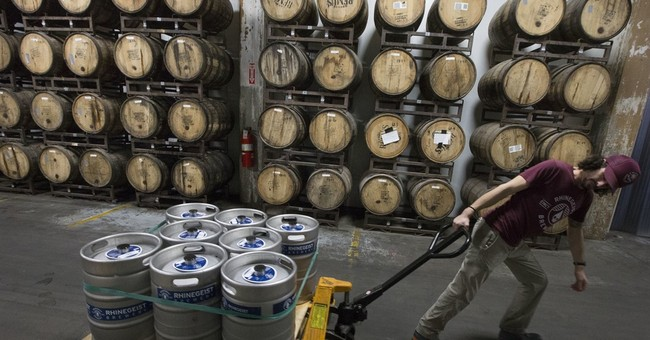 Ohio lawmakers vote to scrap cap on alcohol content for beer