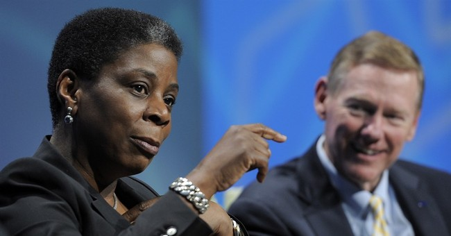Xerox says Ursula Burns won't be CEO after company splits