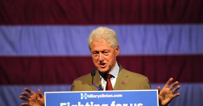 """Bill Clinton: Democrats will """"be together in the end."""""""