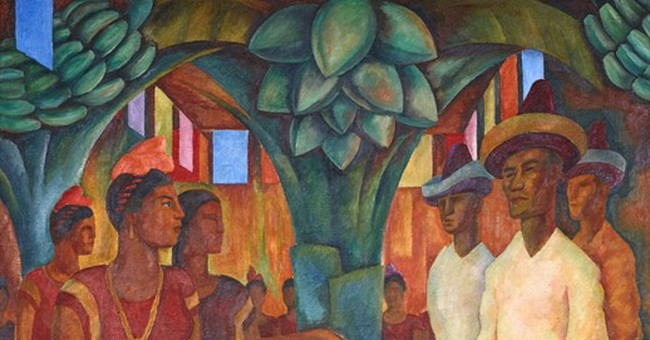 Diego Rivera painting sells privately for $15.7 million