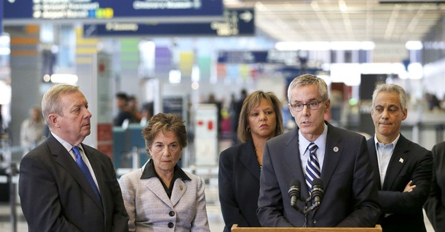 TSA head: Expect more airport security delays despite funds