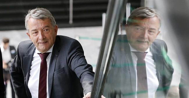 FIFA judges want 2-year ban for Niersbach in 2006 bid case