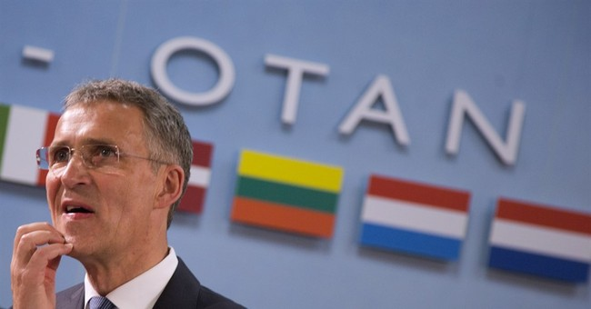 NATO chief: 'Broad agreement' to seek meeting with Russia