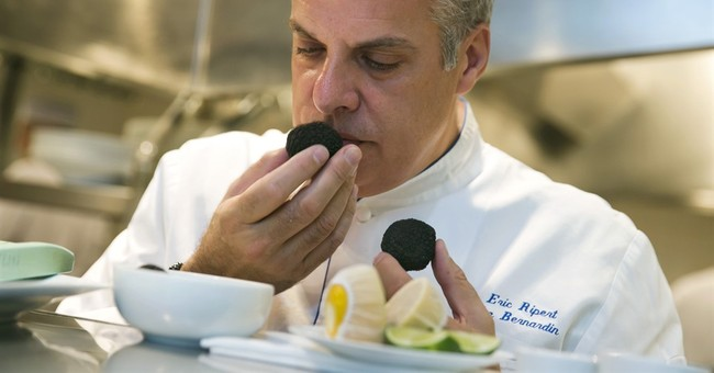 Chef Eric Ripert recalls uphill climb to culinary greatness
