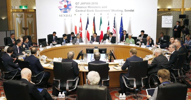 G-7 sidesteps gap on policy, turns to financial housekeeping