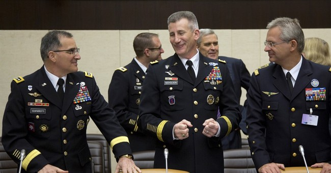 NATO foreign ministers agree to extend Afghan mission