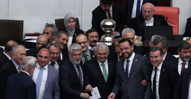 Turkey strips immunity from lawmakers, clears way for trials