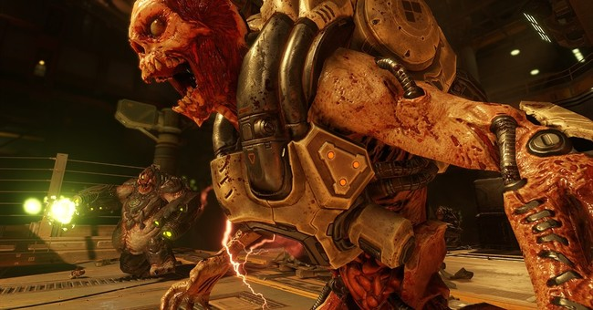 Review: A new 'Doom' is both cursed and blessed by nostalgia