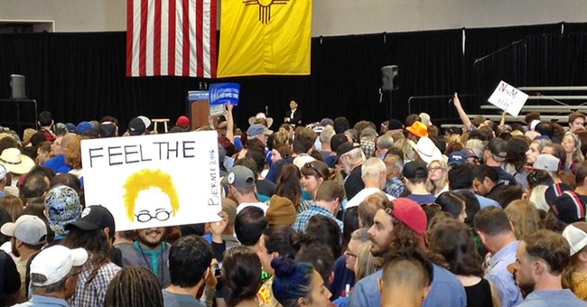 Sanders campaign down to less than $6 million in cash