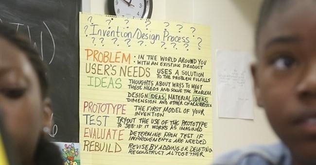 NYC mentorship program puts startup staffers in schools