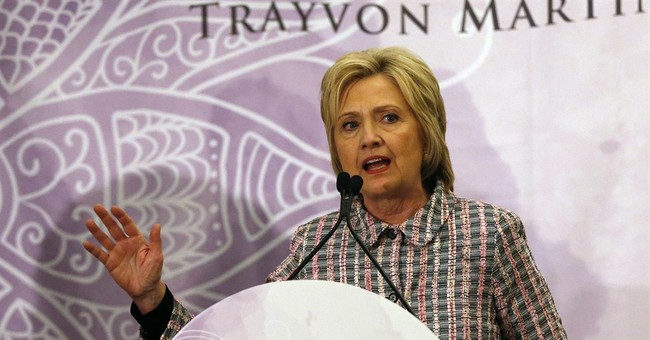 "Clinton calls Trump's gun policies ""dangerous"""