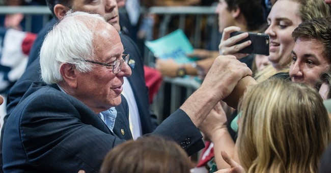Sanders says he is backing DNC chair's opponent
