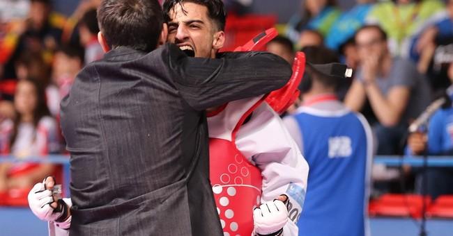 Brother of Brussels bomber wins European taekwondo gold