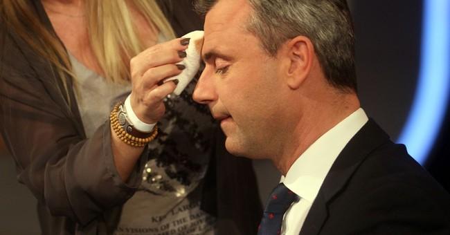 Europeans warily watching Austria's presidential vote