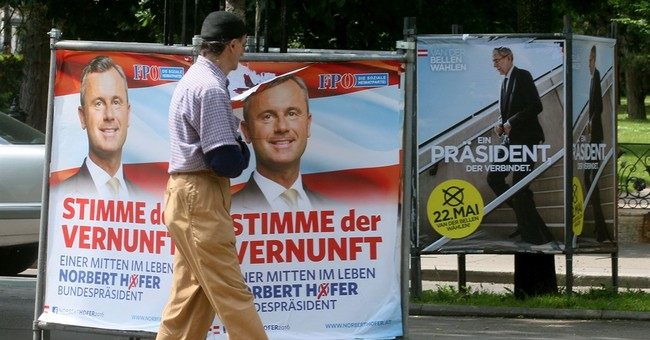 Europeans warily watching Austria's presidential vote