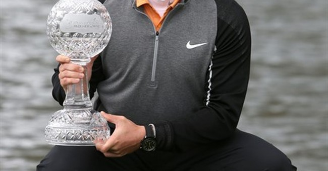 Rory McIlroy concerned about Zika ahead of Olympics