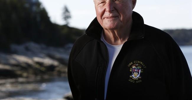 At 80, shipyard skipper to step back after Zumwalt trials