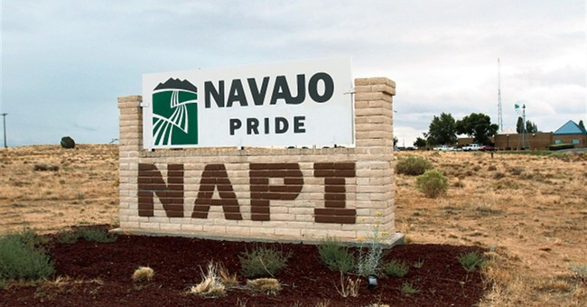 Massive Navajo farm heads into week 2 with no irrigation