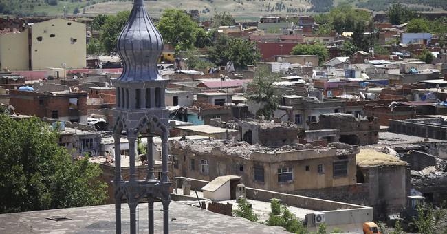 Turkish authorities lift curfew in parts of Diyarbakir
