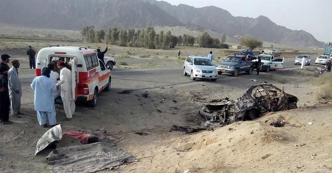 Obama: Taliban leader's death a 'milestone' for Afghan peace