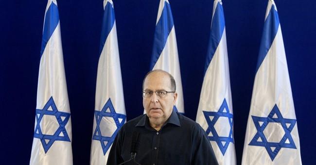 Israeli defense minister steps down