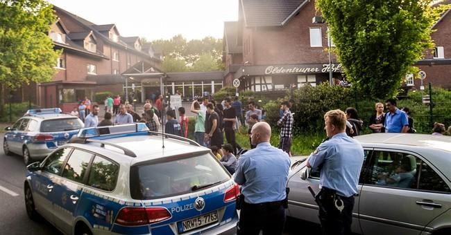 Groups of asylum-seekers clash at German shelter, 5 injured