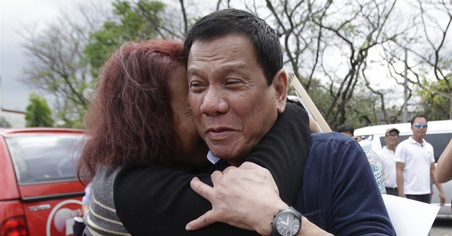 A look at verbal U-turns by Philippines' likely next leader