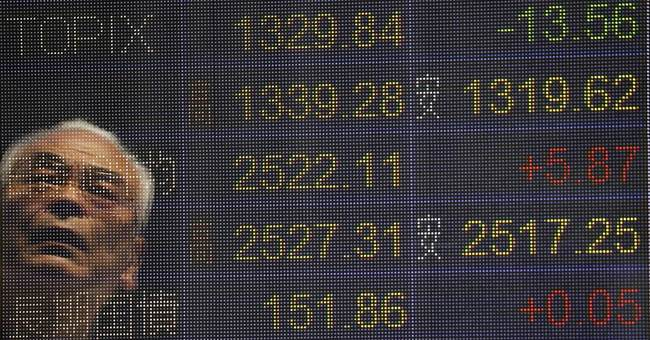 Global stocks choppy after G-7 fails to deliver