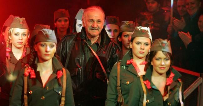 Bata Zivojinovic, film star in former Yugoslavia, dies at 82
