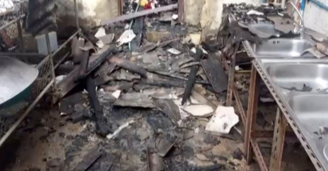 18 girls killed in fire at school dorm in northern Thailand