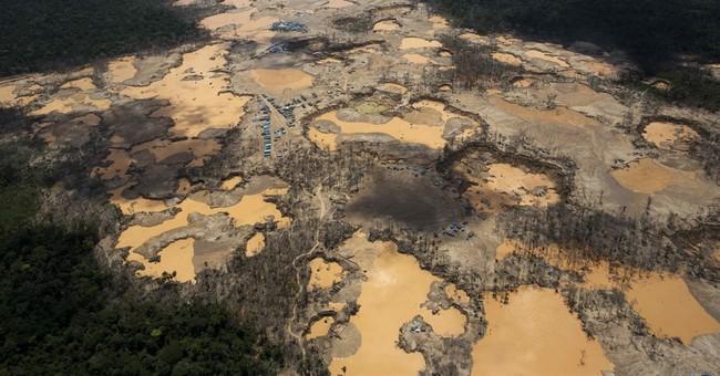 Peru declares emergency over mercury contamination