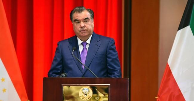 Tajikistan vote allows president to rule indefinitely
