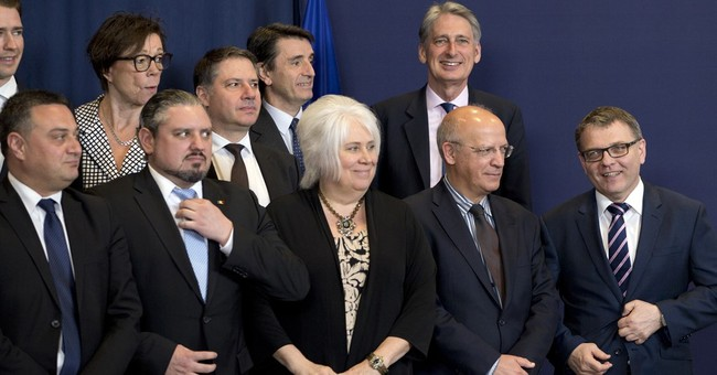 Britain says Macedonia turmoil is damaging EU, NATO hopes