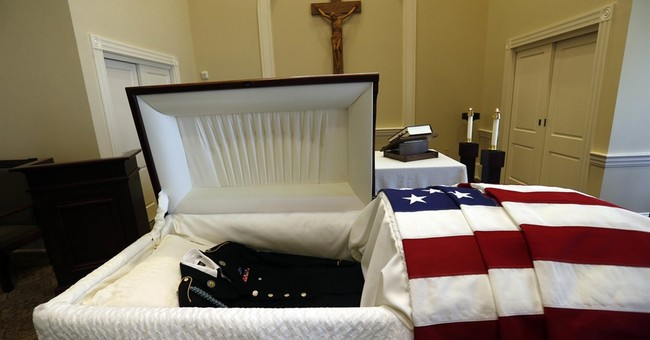 Decades after death in WWII, a son of New Orleans comes home