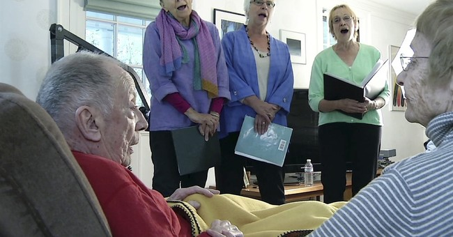 Songs for the dying: Hospice choirs provide peace, comfort