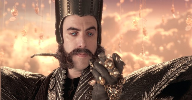 Review: 'Alice Through the Looking Glass,' a curious sequel