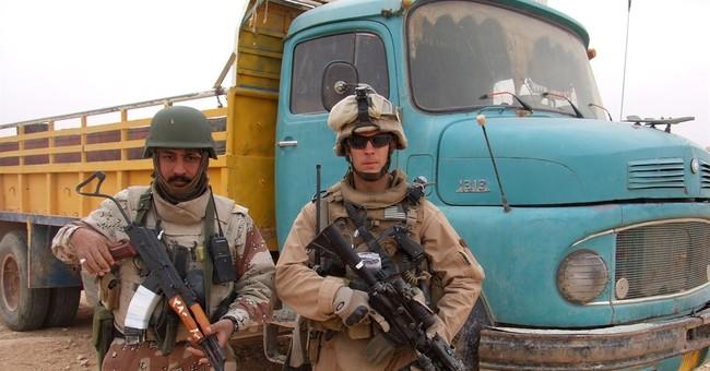 US veteran seeks asylum for Iraqi man who saved his life