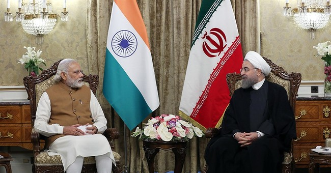 Iran and India sign port deal, other economic agreements