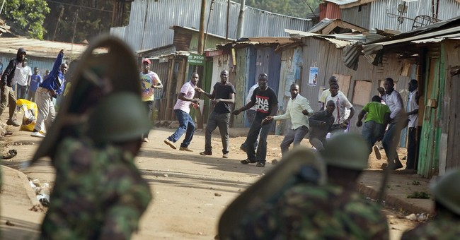 2 dead as Kenyan police attack electoral reform demos