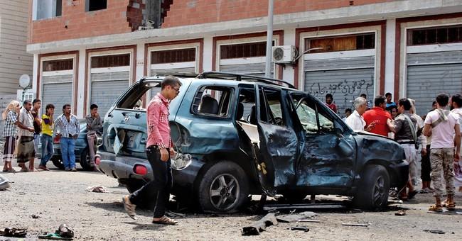 Mine kills Saudi officer along kingdom's border with Yemen