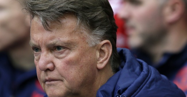 The Latest: United says Van Gaal's legacy is promoting youth