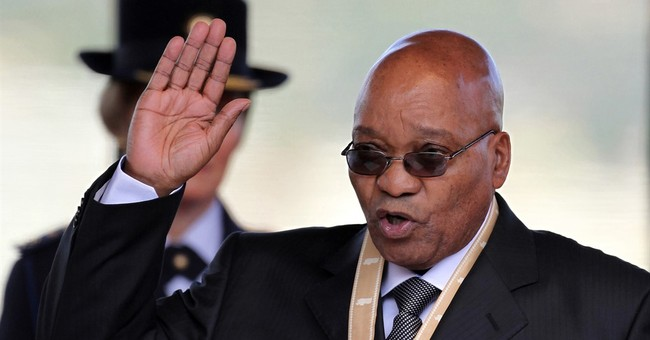 South African president gets reprieve over graft allegations