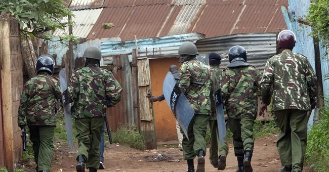 2 dead as Kenyan police attack electoral reform demos