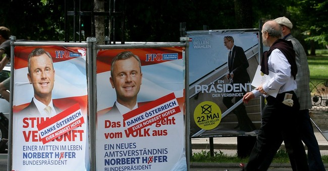 Left-leaning candidate wins Austria presidency in tight race