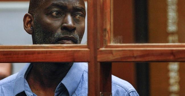 Murder trial for 'Shield' actor begins in Los Angeles