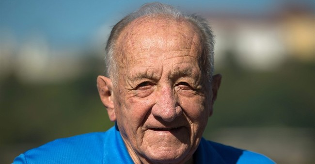 Sandor Tarics, oldest former Olympic champion, dies at 102