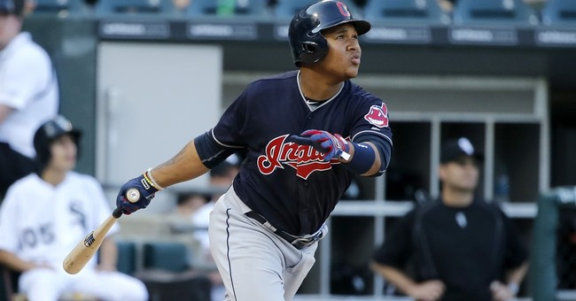 Ramirez hits 2 of Indians' 6 HRs in DH split with White Sox