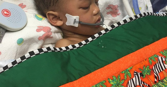 California toddler declared brain dead moved to new hospital